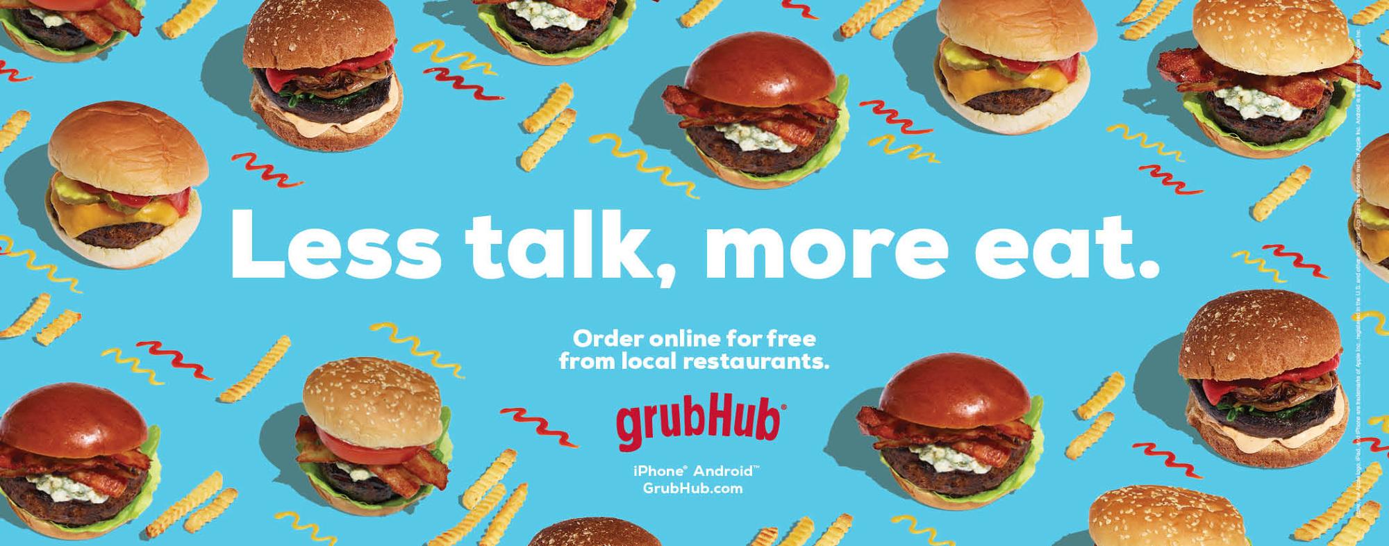 GrubHub Ads - egan
