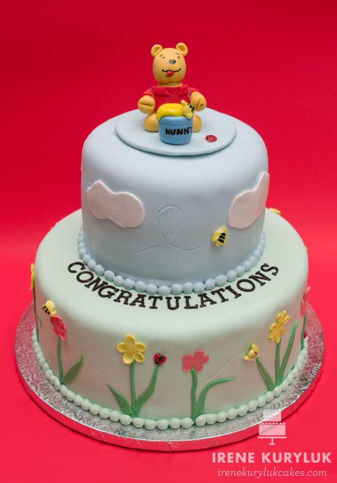 Winnie the Pooh Irene Kuryluk Cakes