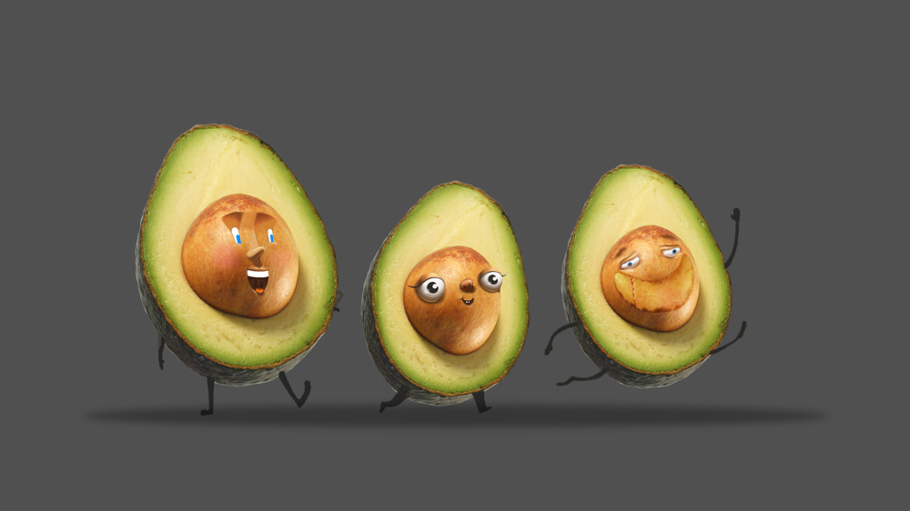 Good Fat Five Character Design Anzielism