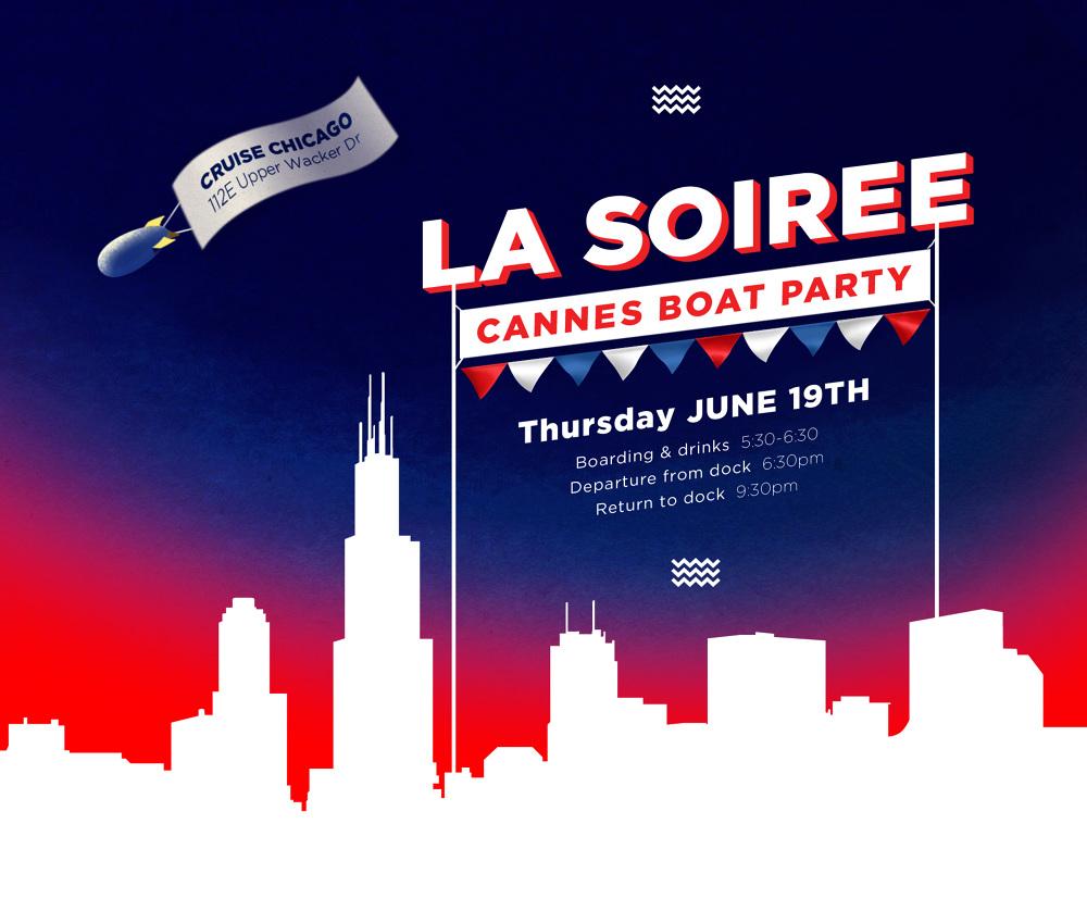 Invites – Boat Party Invitation